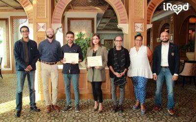 الإحتفال بالمراكز الأولى في مسابقة التصوير
