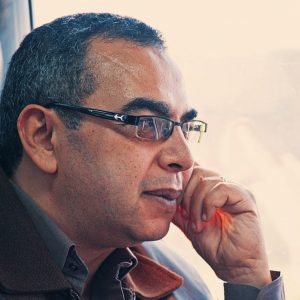أحمد خالد توفيق يفكر