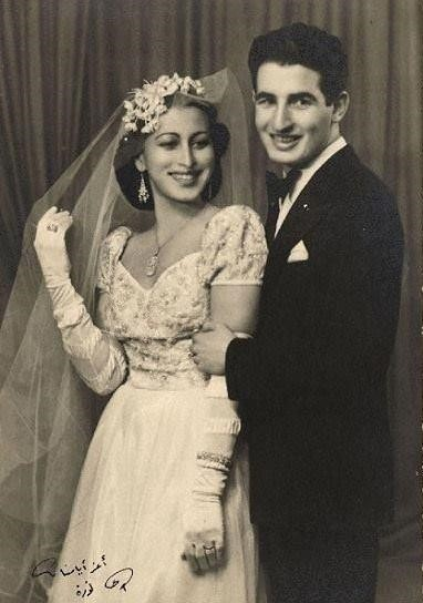 زواج إحسان عبد القدوس