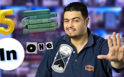 مقابلة مع طارق عز صاحب قناة كوكب الكتب Book Planet