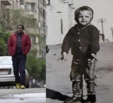 عمر طاهر طفل