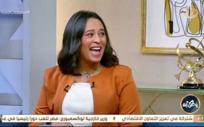 نصيحة من الكاتب أحمد مراد تغير حياة الكاتبة الشابة ميرنا المهدي