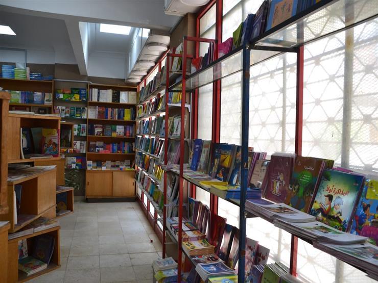المكتبات في الإسماعيلية